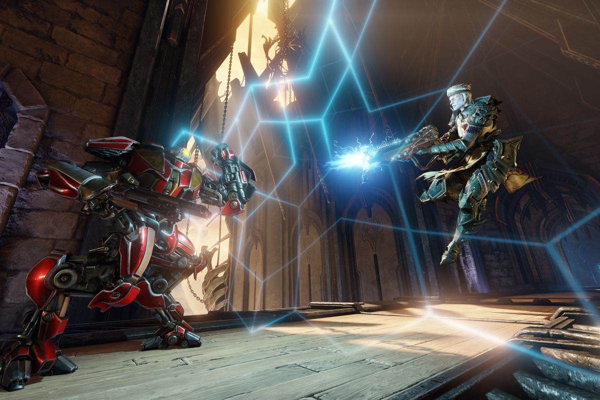Quake Champions Will Be Free to Play With Paid Options