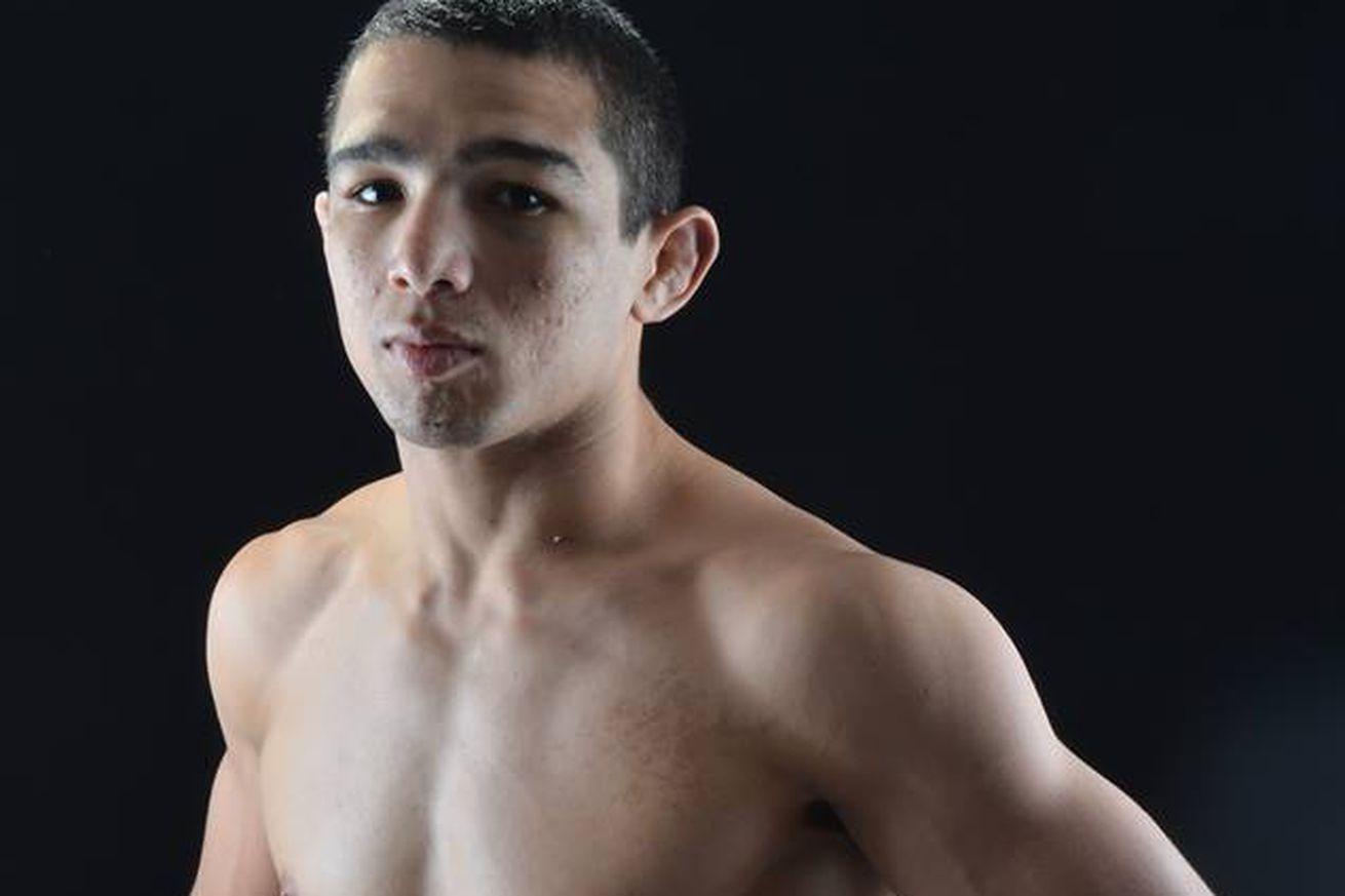 Bellator signs Brazilian bantamweight prospect Leandro Higo