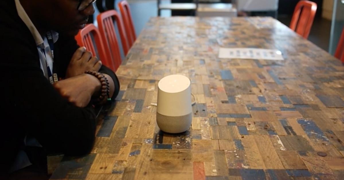 Alexa and Google Home