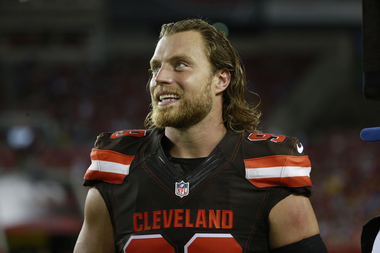 Paul Kruger signs with Saints: 'Couldn't have found a better home'