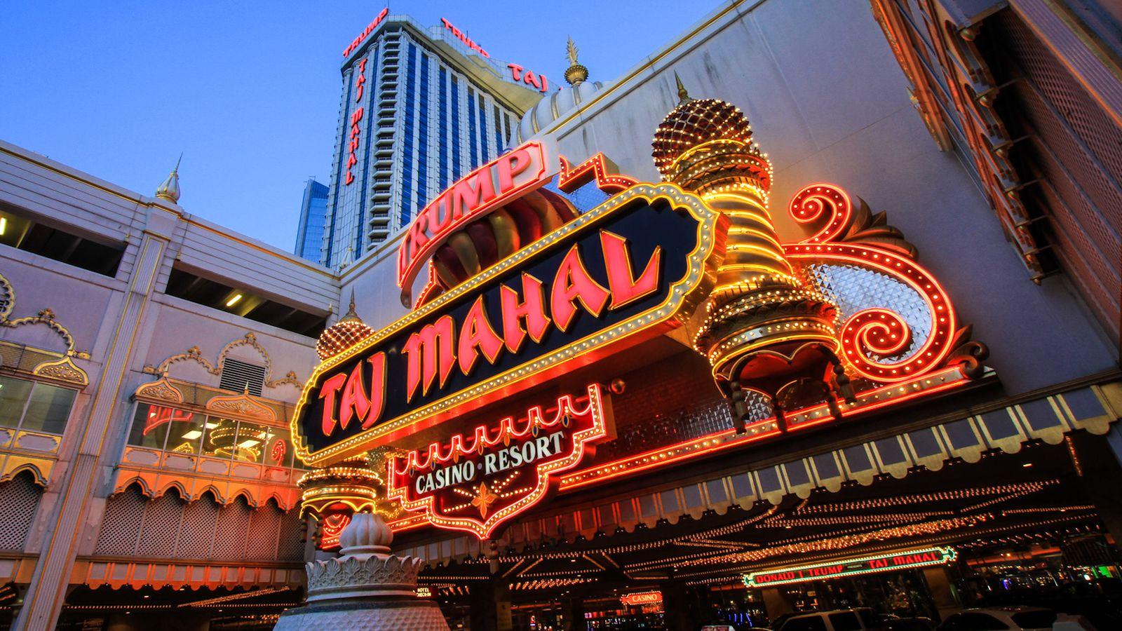 Best slot machines at trump taj films casino royale