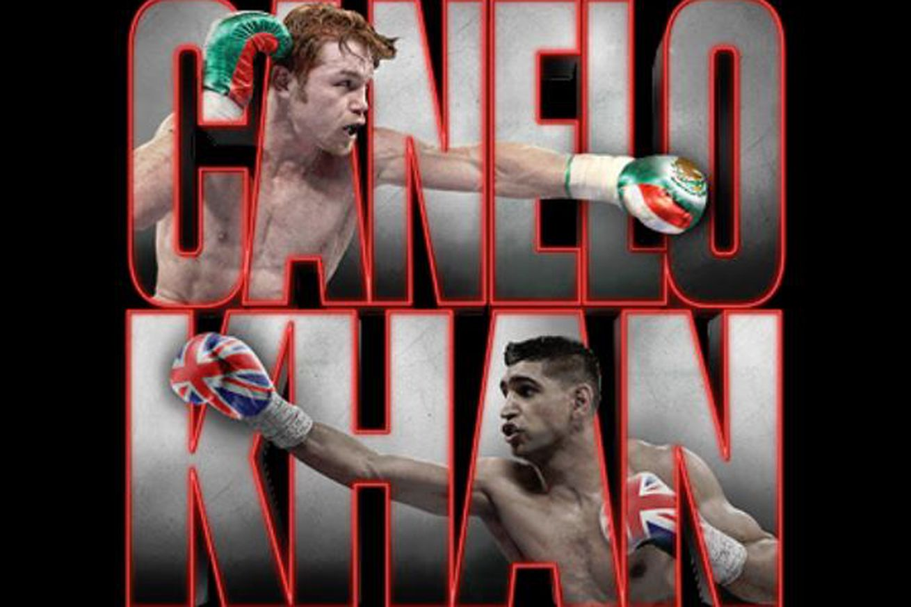 community news, Canelo vs Khan results, LIVE fight coverage stream