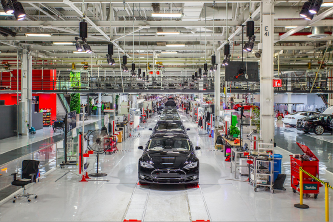 tesla s german automation expert reportedly ousted after just six months