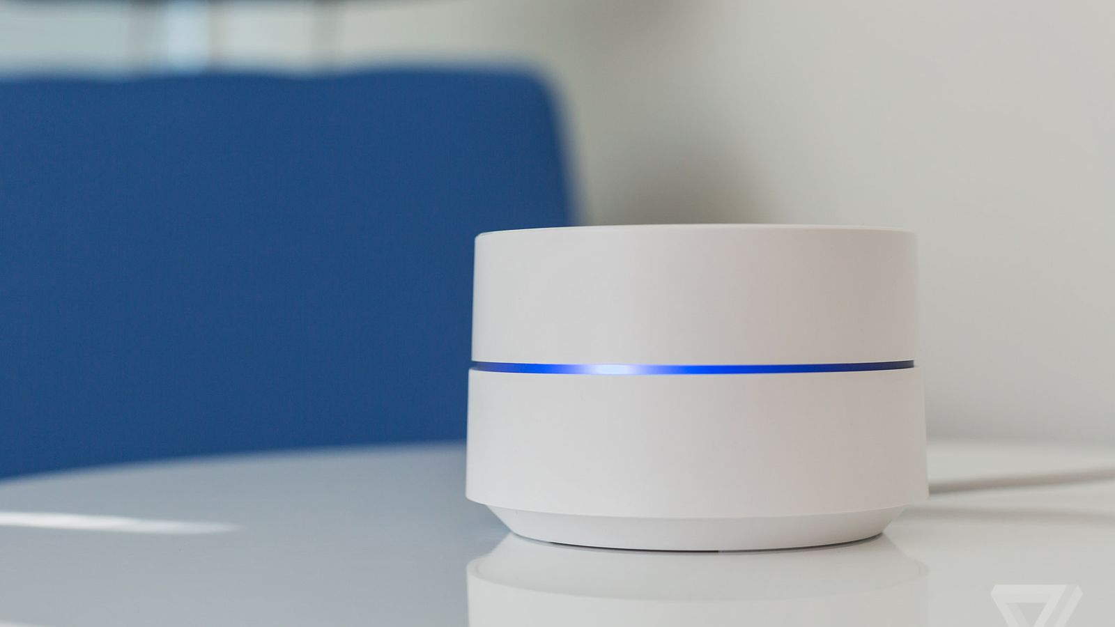 The Google Wifi routers are little white pucks you can scatter throughout your house - The Verge