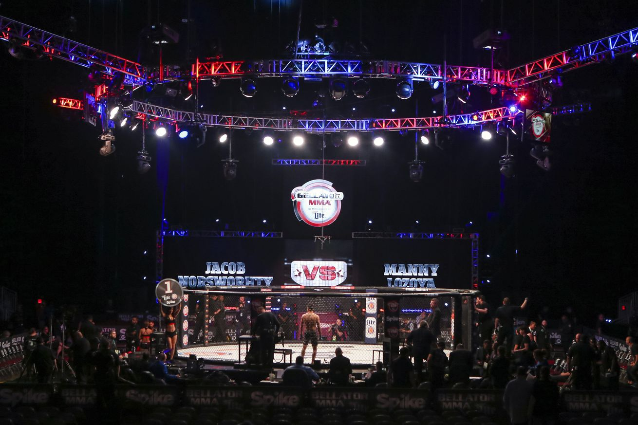 Bellator MMA programming to continue in new Spike re branded Paramount Network