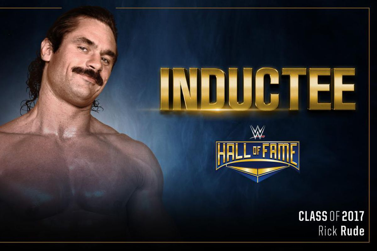 'Ravishing' Rick Rude confirmed for 2017 WWE Hall of Fame