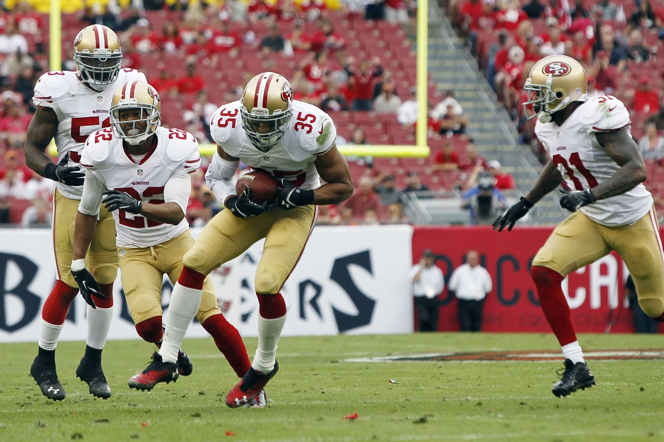 Official Nike Jerseys Cheap - All-22: 49ers pass defense is playing at an elite level - Niners ...