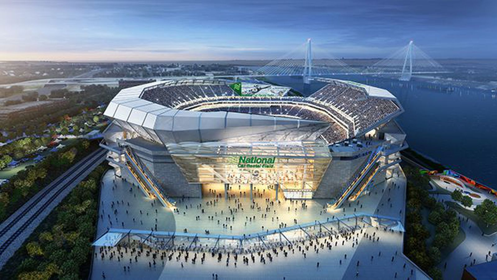 St Louis Stadium Task Force Provides Nfl With Official