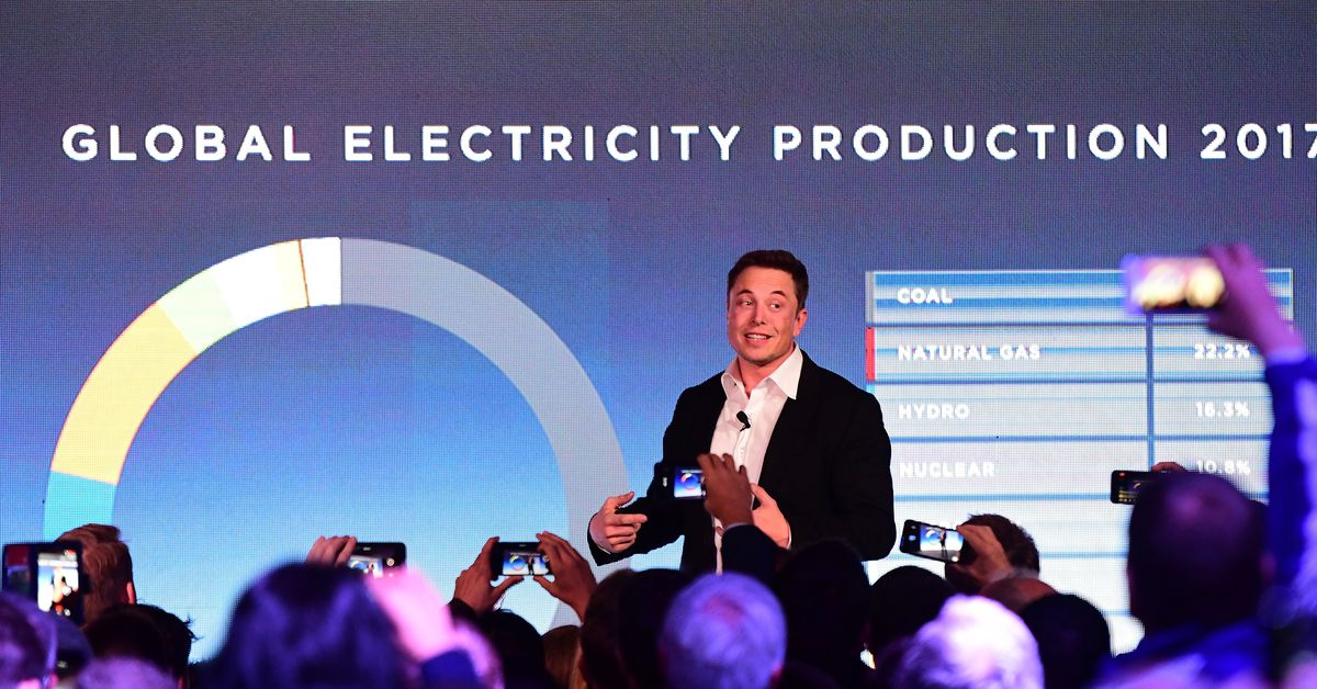 Elon Musk Offers To Rebuild Puerto Rico S Power Grid Using