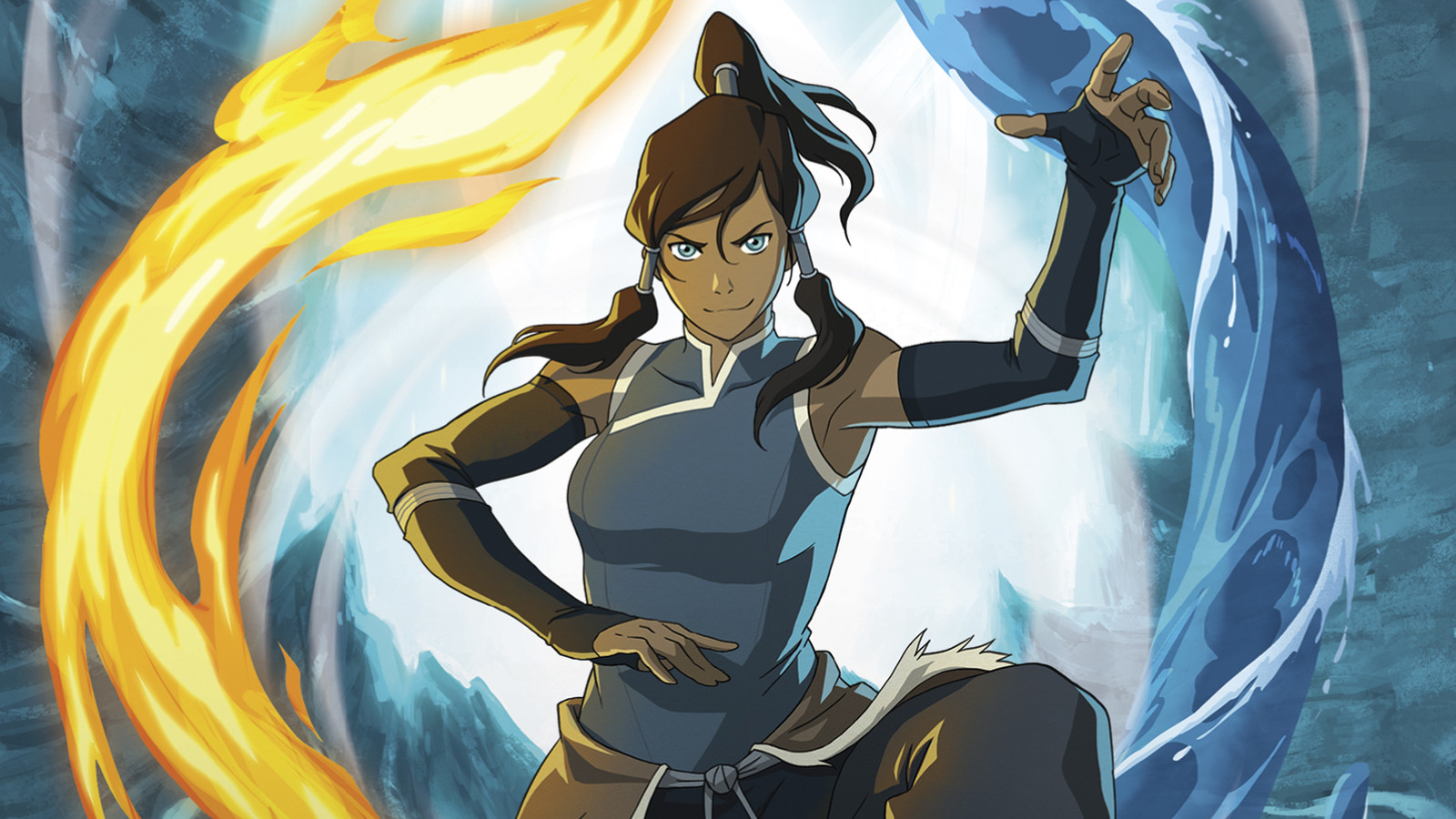 The Legend of Korra review: elementary | Polygon