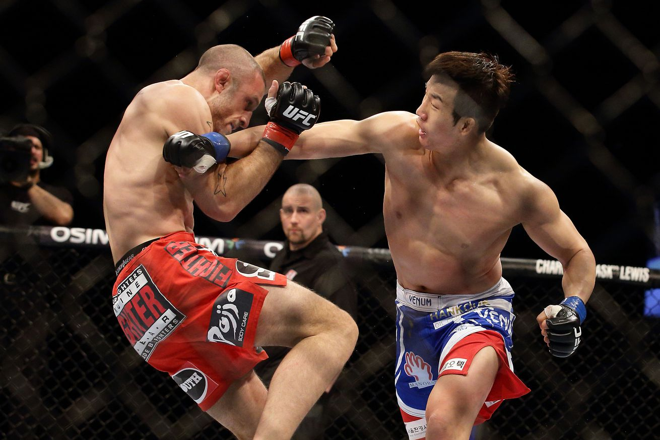 UFC 202 fight card: Hyun Gyu Lim vs Mike Perry full fight preview