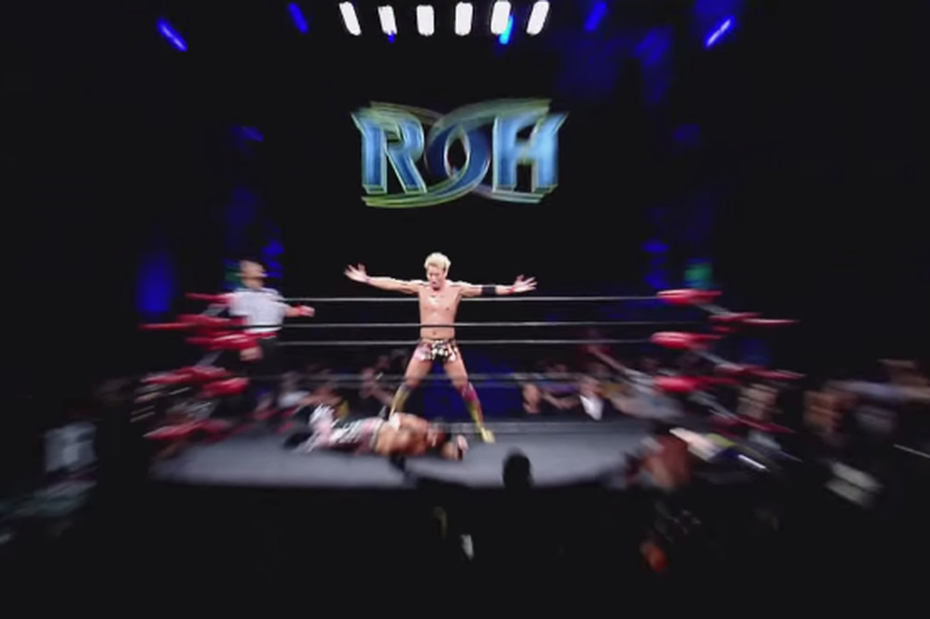 Ring Of Honor Best In The World Full Show