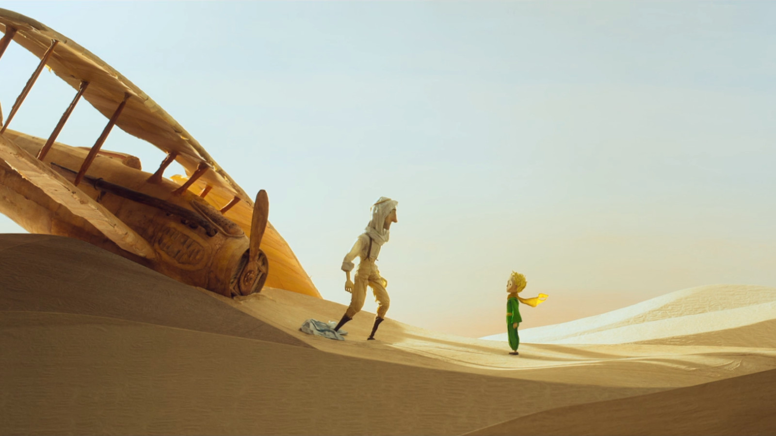 Watch A Charming New Trailer For The Little Prince The Verge