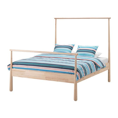 made of 100 solid pine wood this sturdy craftsman inspired bed from family run business grain wood furniture in virginia is rustic in the best way