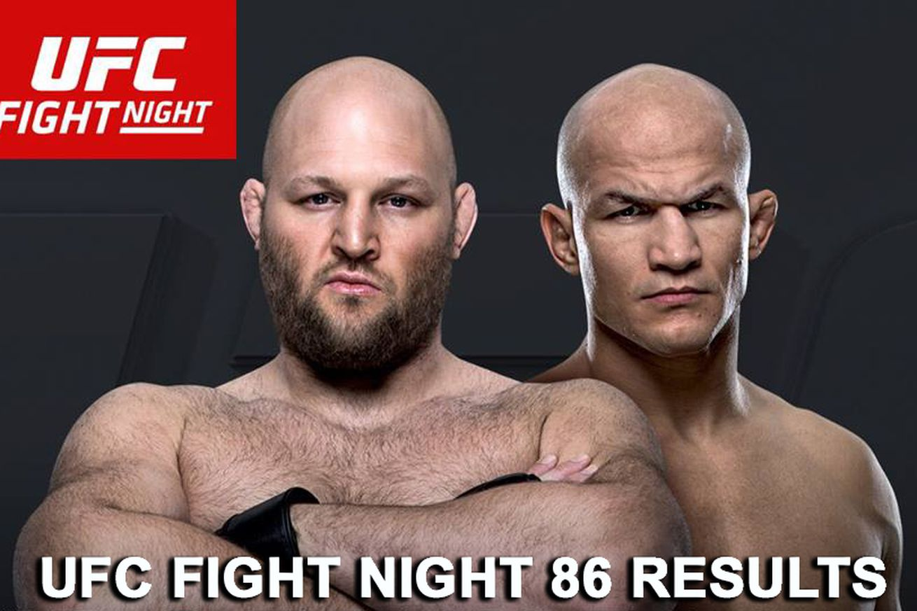 community news, UFC Fight Night 86 live stream results: Rothwell vs Dos Santos play by play updates