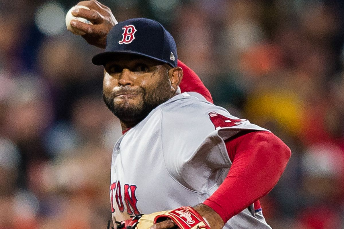 Red Sox place third baseman Sandoval on DL
