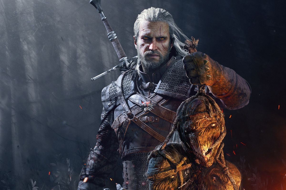 The Witcher is getting a Netflix series
