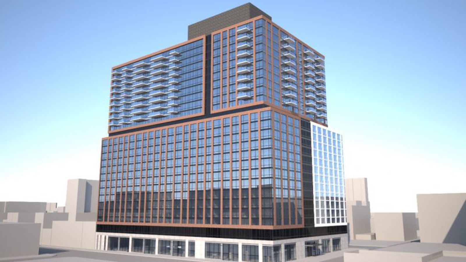 Affordable rentals at huge downtown brooklyn building up for Affordable building