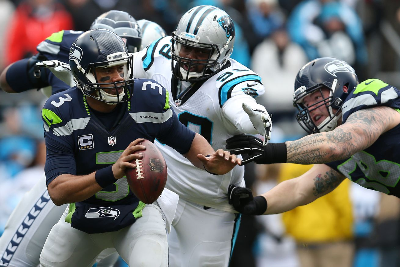 Seahawks vs Panthers preview: 5 Qs, 5 As with Cat Scratch Reader