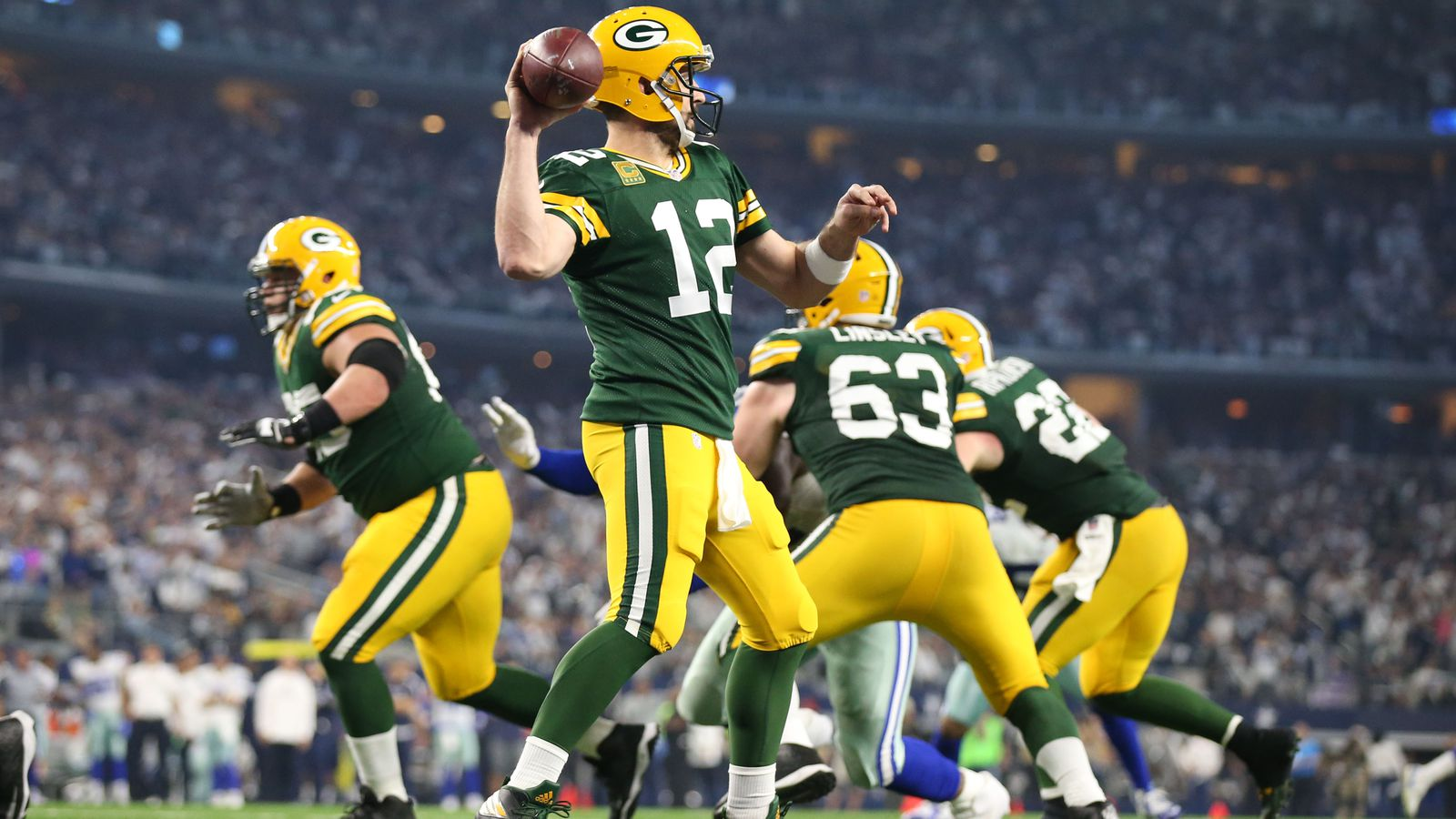 NFL scores and more: What happened in the Divisional round this weekend