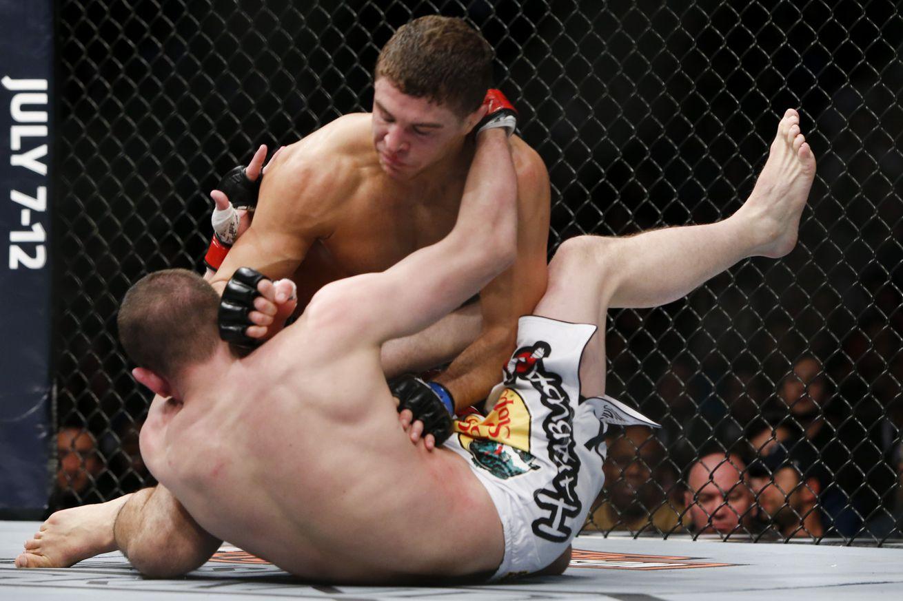 Al Iaquinta request to the UFC: 'Cut me you sissys'