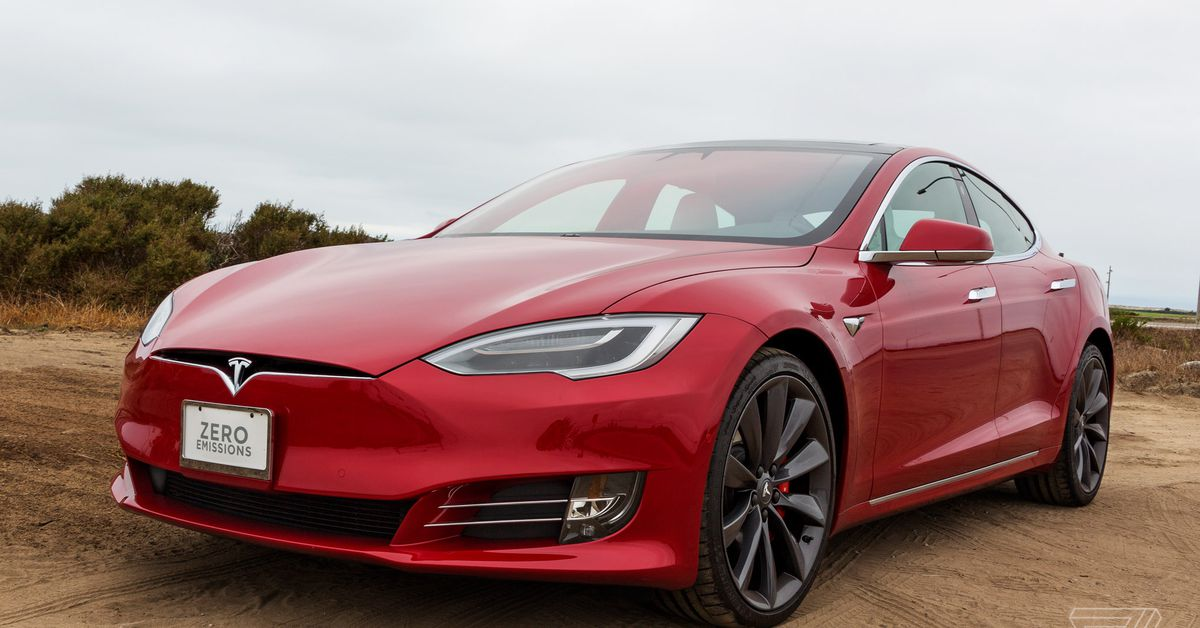 Tesla Model S P100d Review The Ultimate Status Symbol Of
