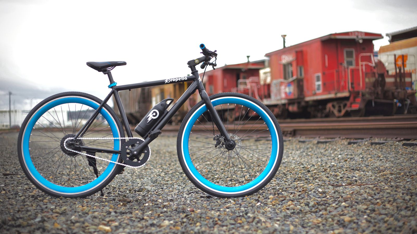 New Lightweight Electric Bike Is Ready For Urban Commutes