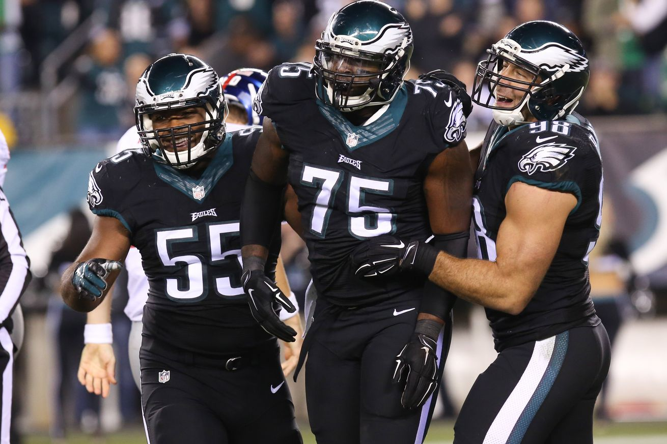 Nike jerseys for wholesale - Philadelphia Eagles players are Back in Black and ready to beat ...