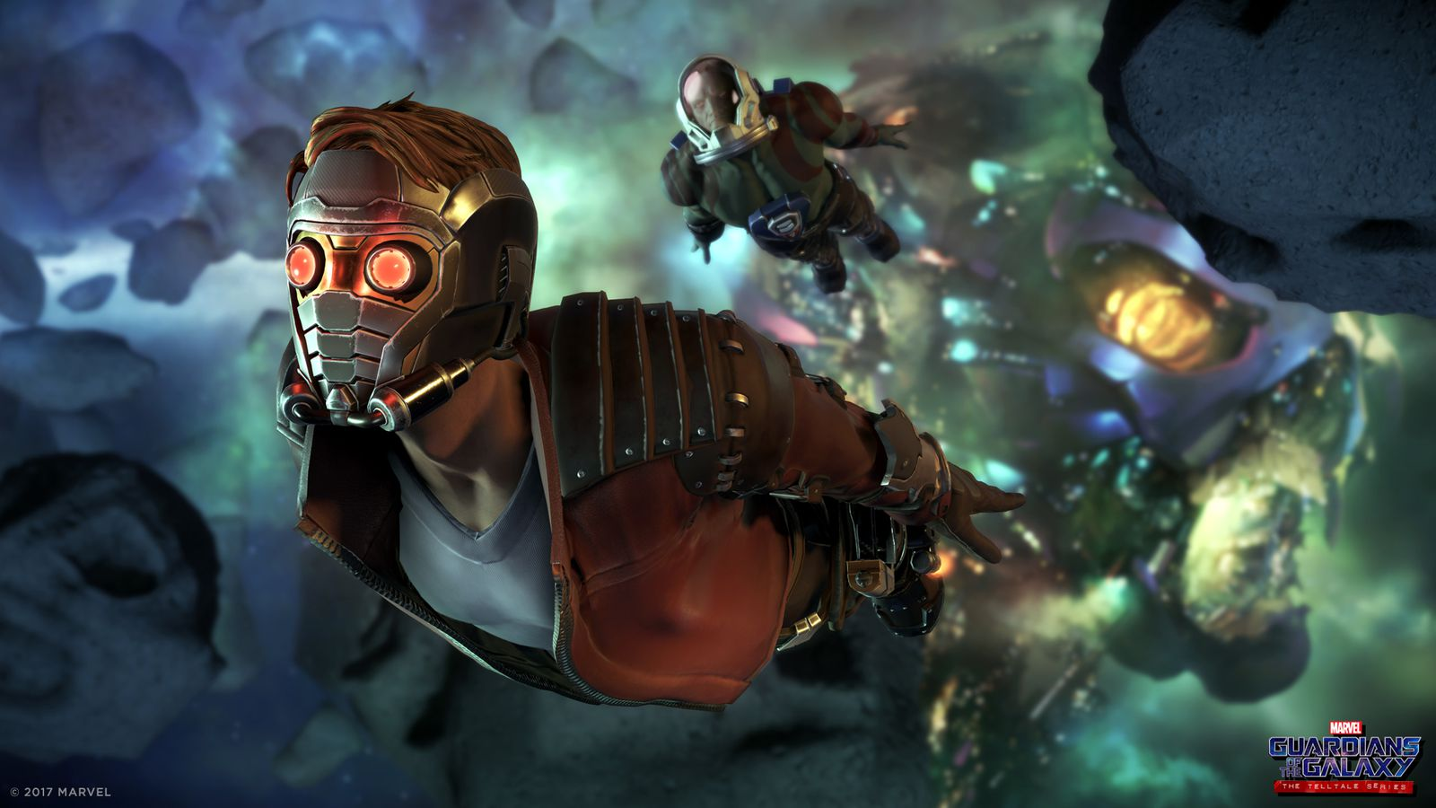 Telltale's Guardians of the Galaxy game has a familiar Easter egg
