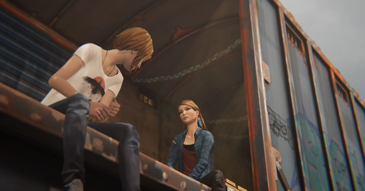 Life Is Strange Before The Storm Art