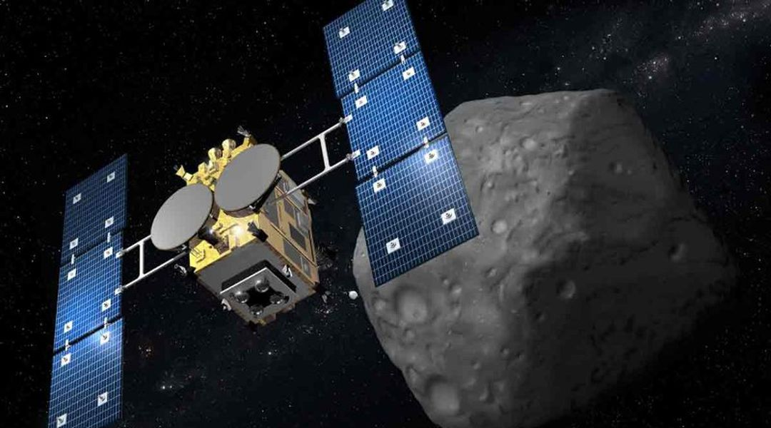 A Japanese probe is heading to an asteroid — to bring rock ...