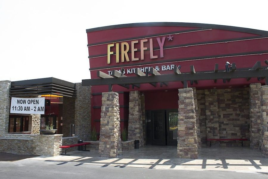 Take A Look Inside The New Firefly On Paradise Eater Vegas