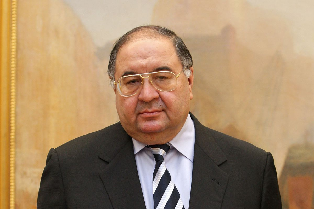 Alisher Usmanov Russian billionaire makes $1.3bn bid to buy Arsenal