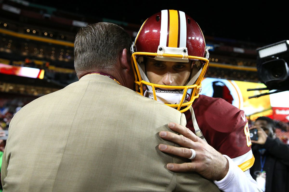 Kirk Cousins Would Only Accept Trade To 49ers