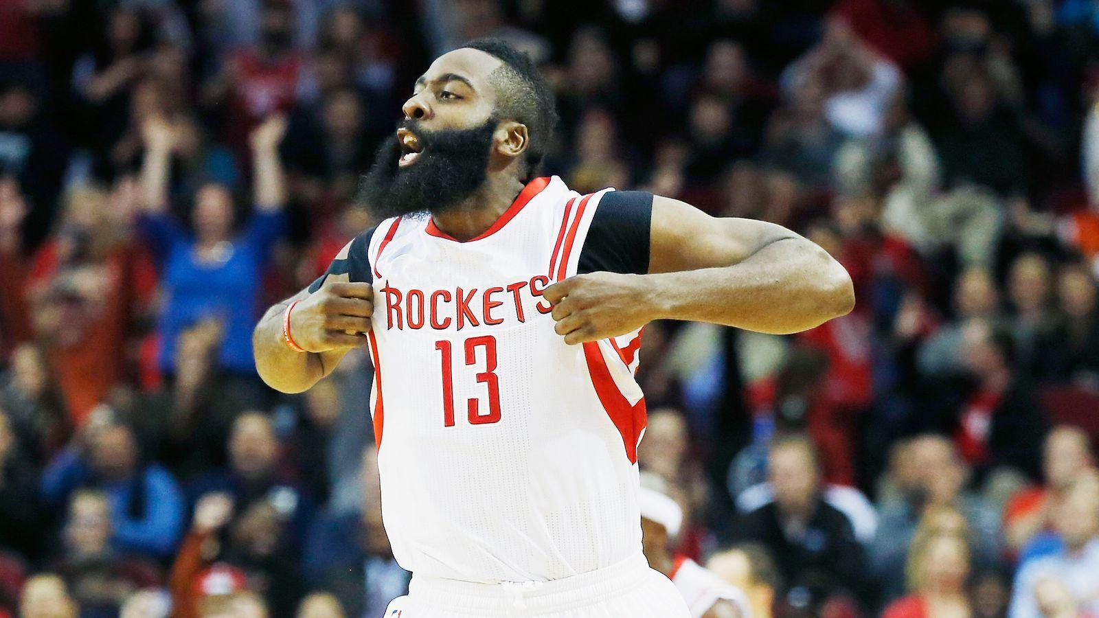 Can James Harden actually win the MVP? - The Dream Shake