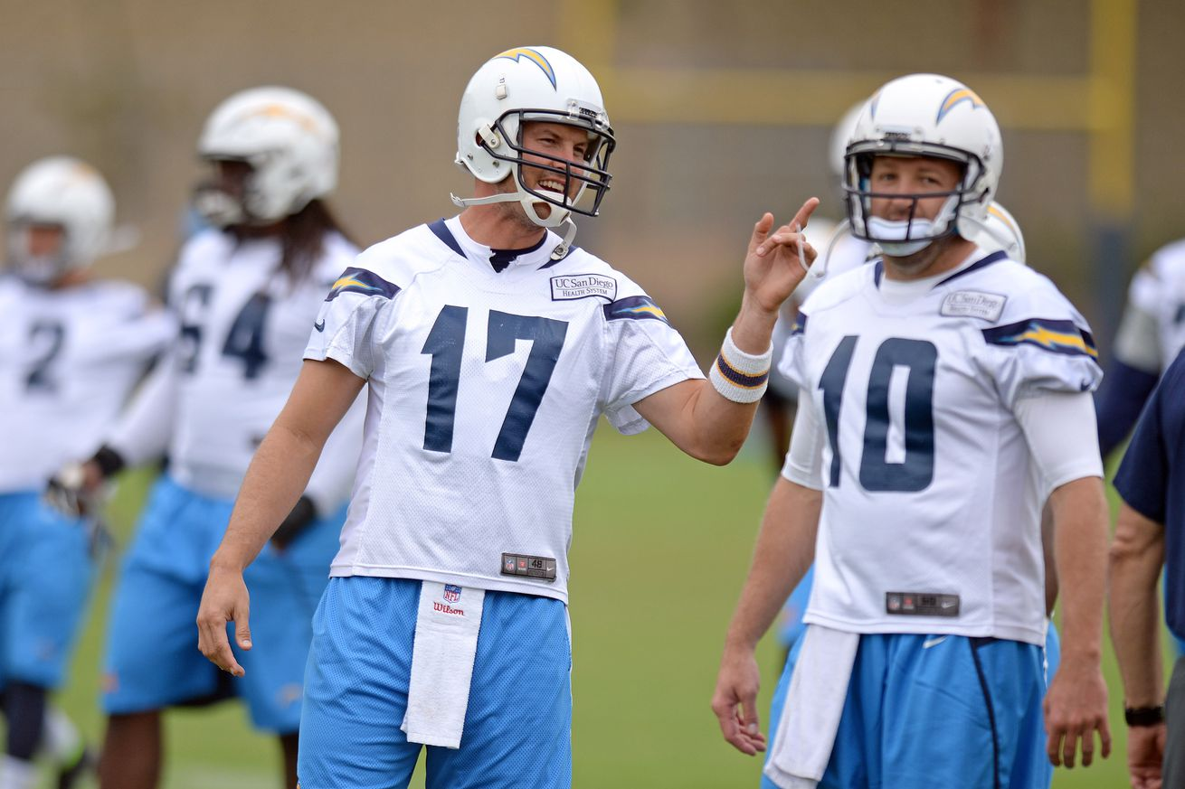 Los Angeles Chargers: Live Update From OTAs