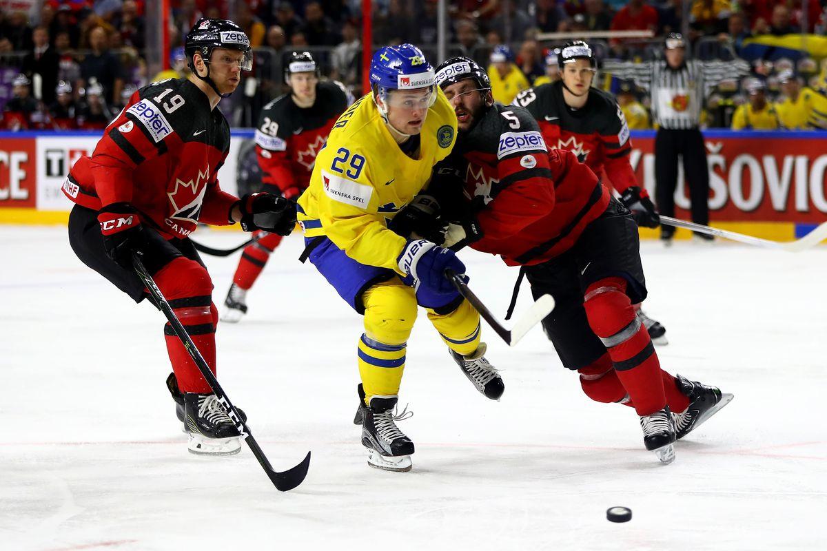Johansson's OT goal gives Capitals series win at Toronto