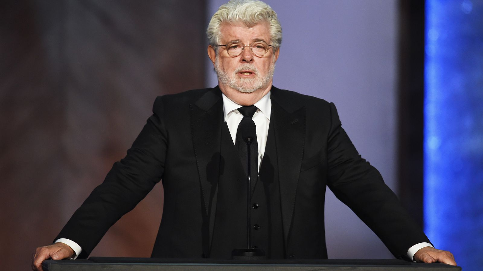 George Lucas reiterates Star Wars is for '12-year-olds ...