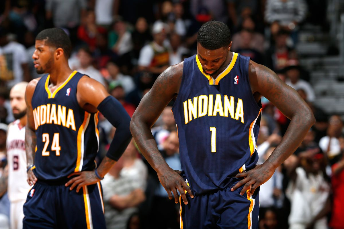 Pacers move on to game two