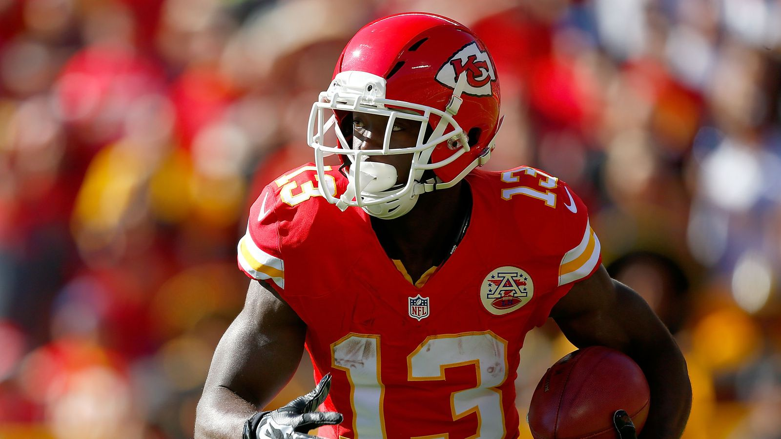 """Chiefs' De'Anthony Thomas doesn't compare himself to """"the ..."""