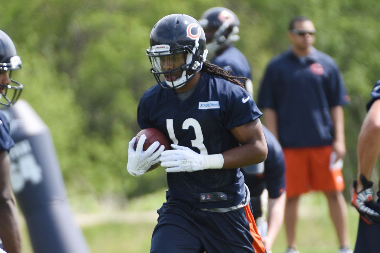 Nike jerseys for Cheap - Kevin White will begin practicing with the Chicago Bears today ...