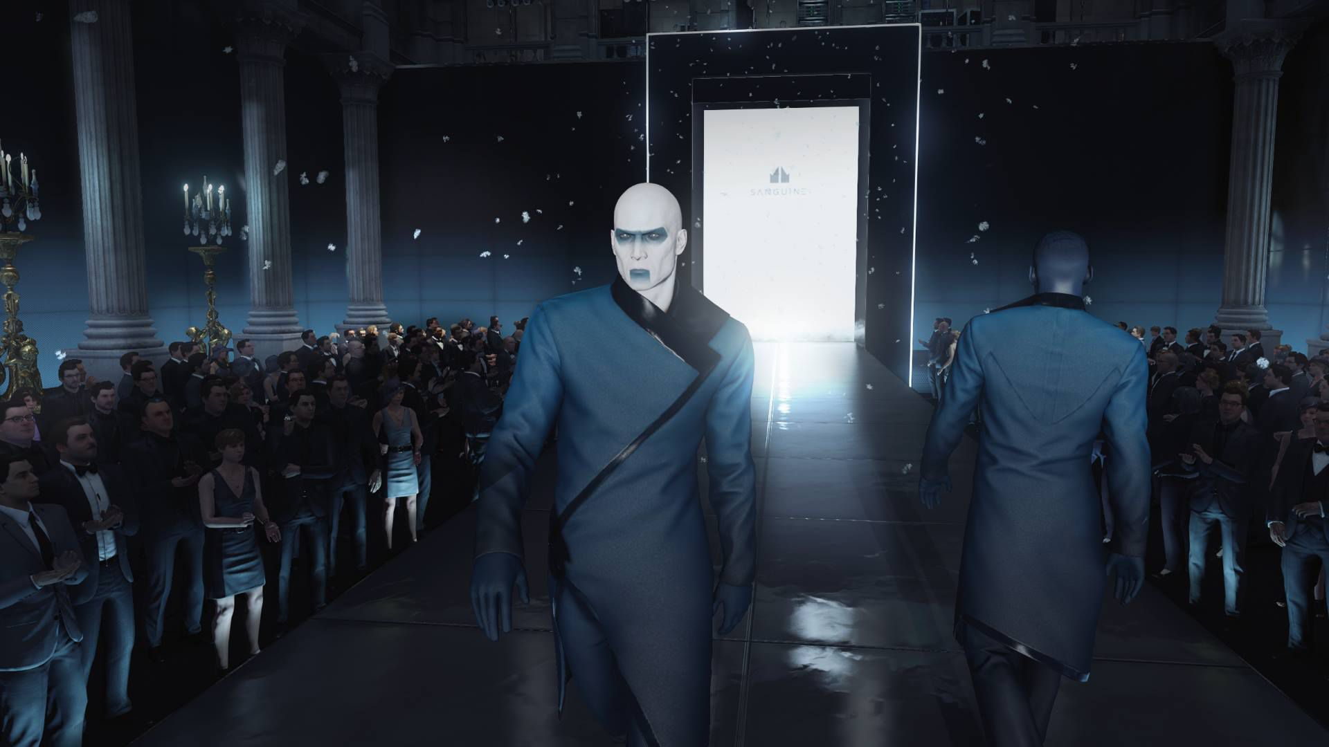 Image result for hitman runway