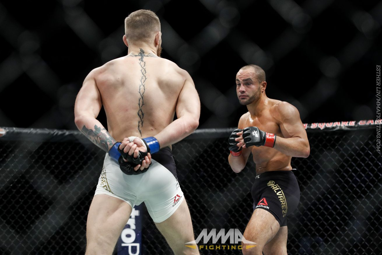 community news, Morning Report: Eddie Alvarez on Conor McGregor loss: There's a freedom in having your worst nightmare come true