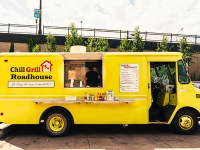 Chill N Grill Food Truck