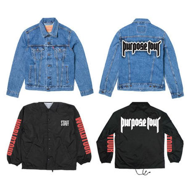 Justin Bieber's 'Purpose' Tour Merch Is Clearly Inspired ... - photo #3