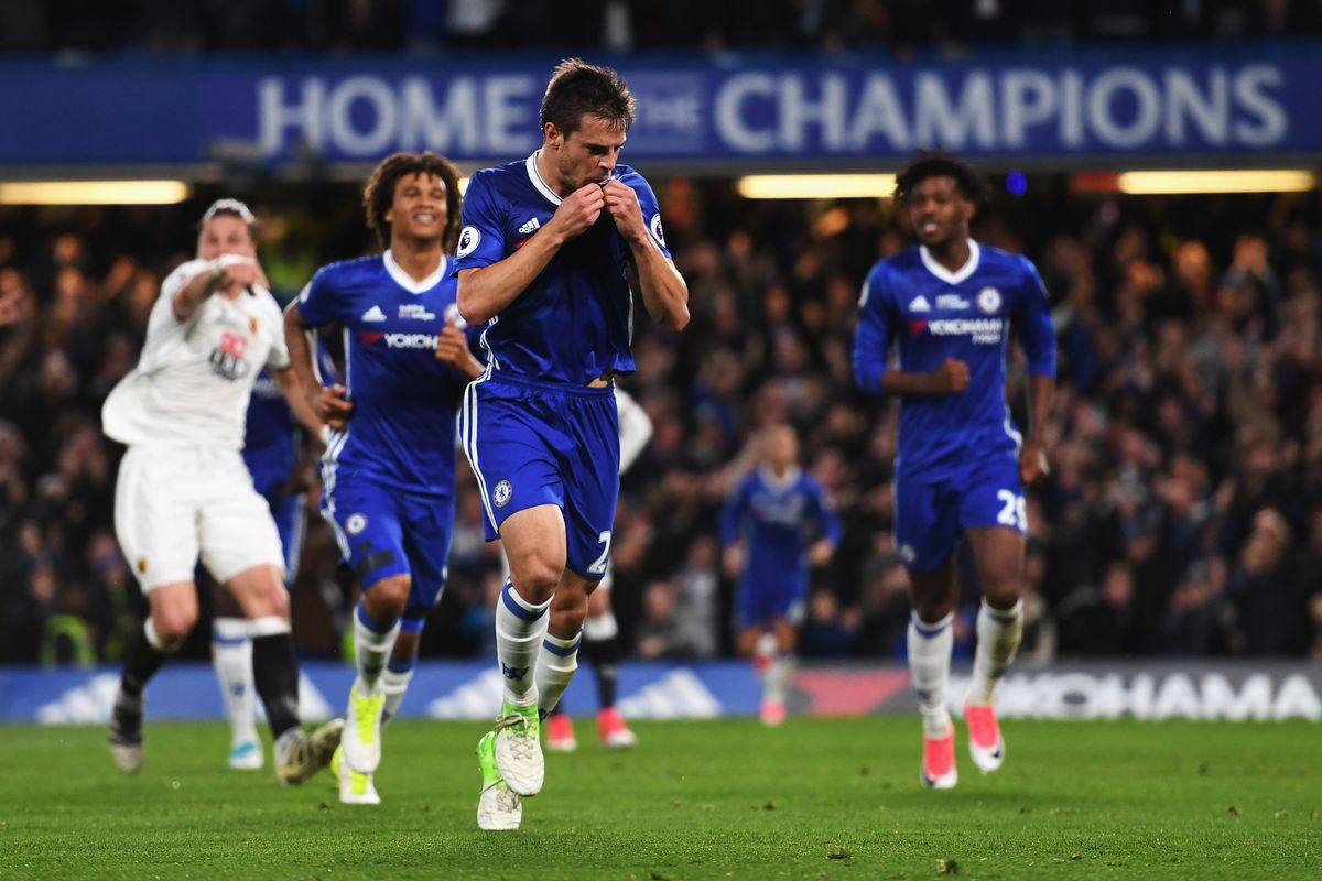 'It's a thriller!' Chelsea blazes right past Watford with 4 goals