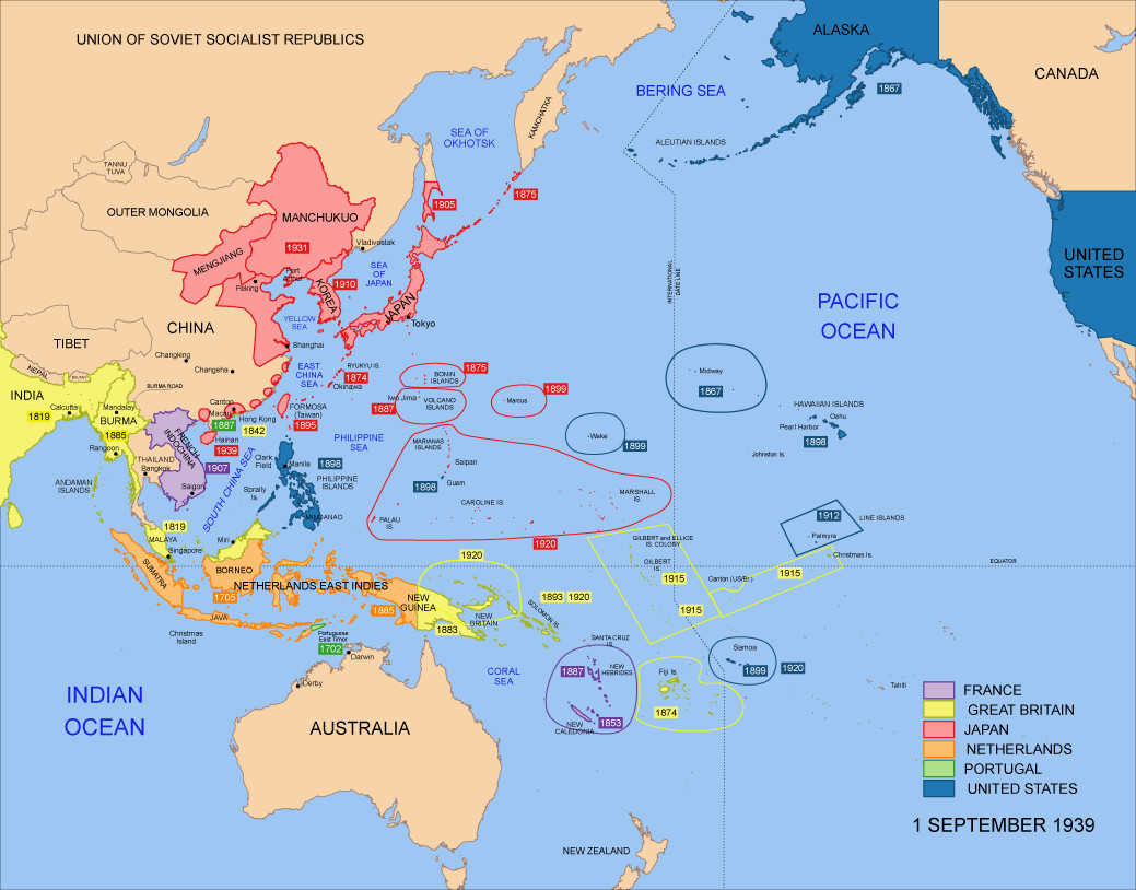 Map of the world hawaii map of the world hawaii through colonialism in the pacific and by stealing hawaii gumiabroncs Images