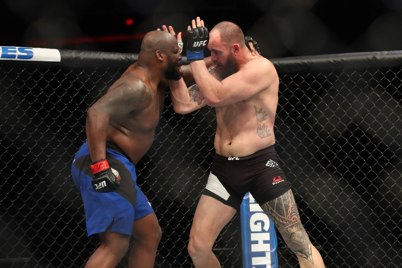 community news, UFC Fight Night 105 medical suspensions: Travis Browne among 10 fighters issued lengthy sentences