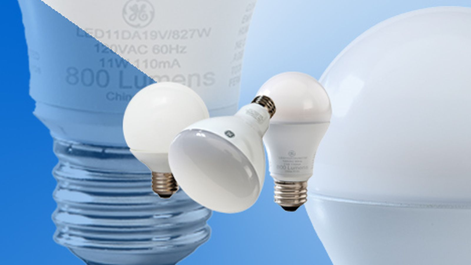 GE is phasing out CFL bulbs so that LED can take off