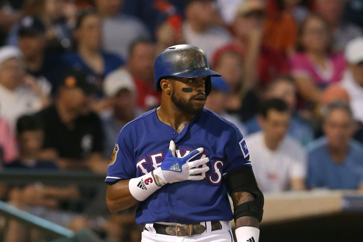 Odor, Rangers Agree To Extension, Darvish Named Opening Day Pitcher
